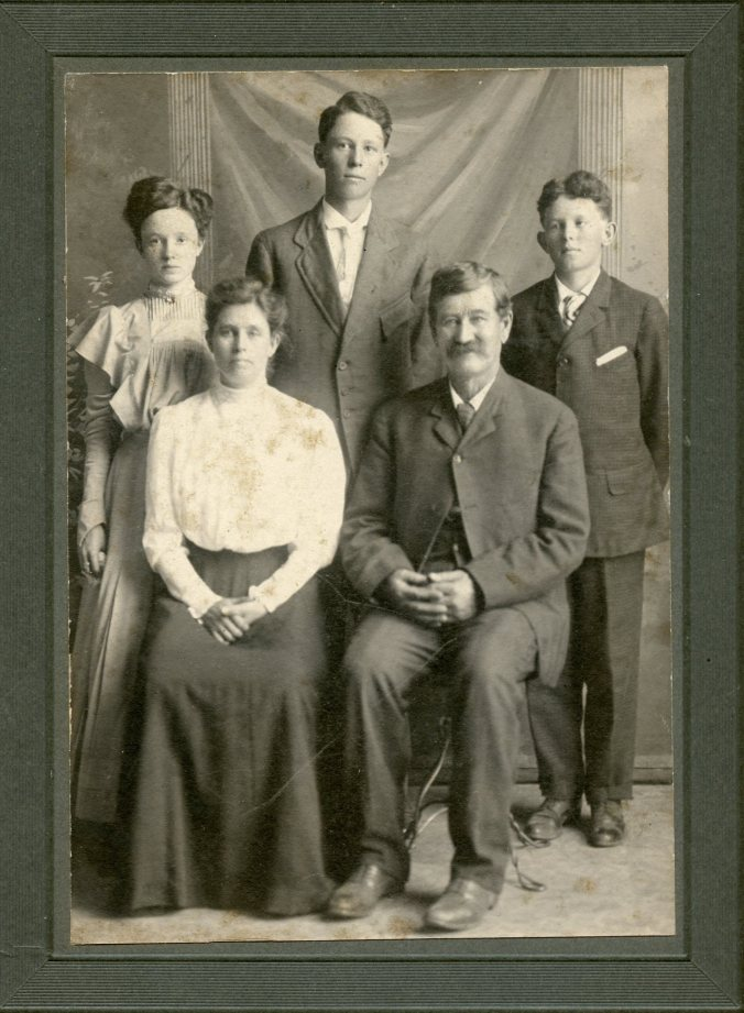 Grandpa's Family