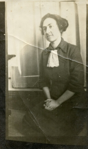 Aunt Mattie, 1920s?