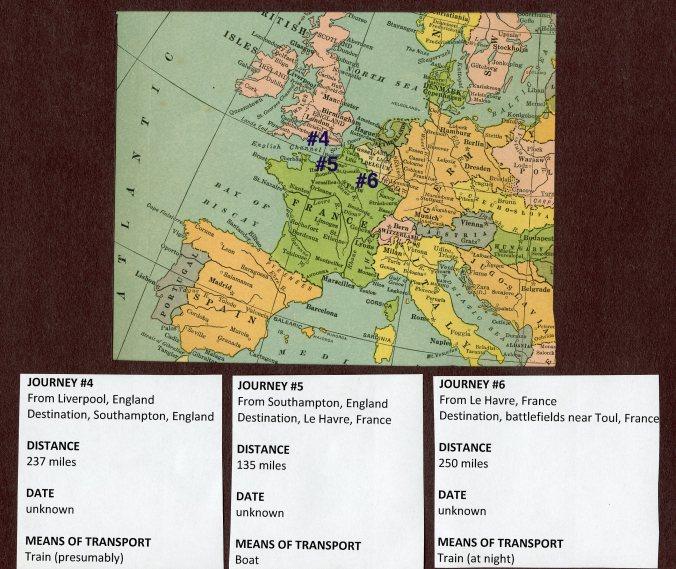 Europe journeys