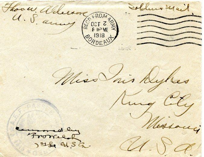 9-25,26 (envelope)