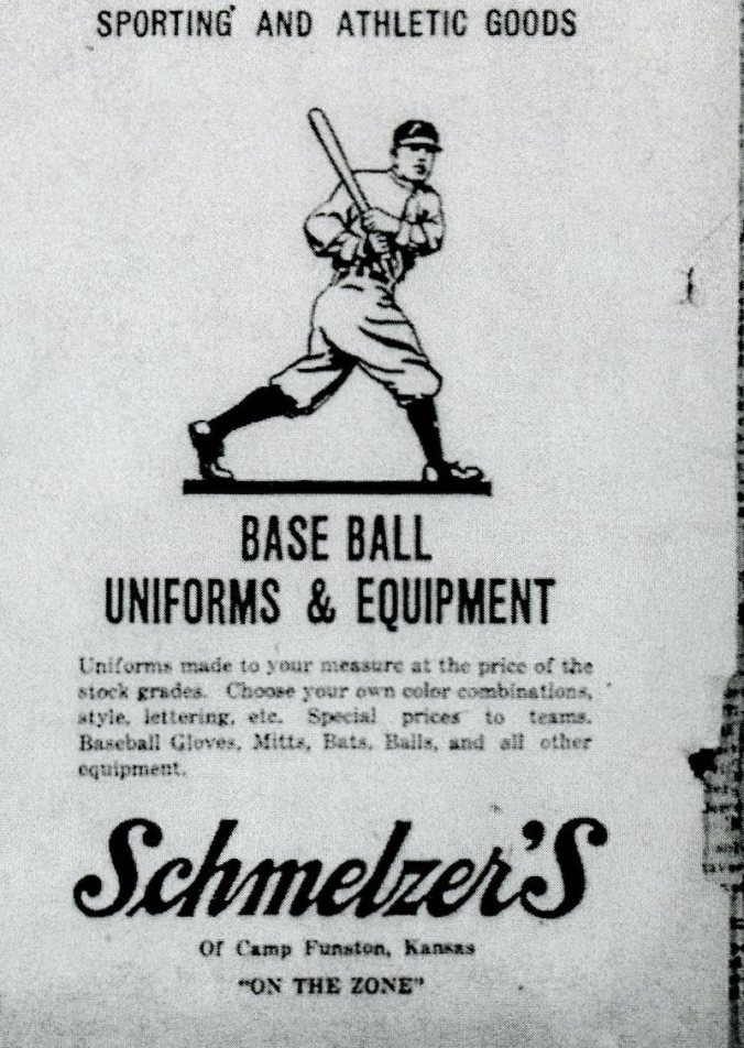 baseball ad, Apr 6, 1918 (0137)
