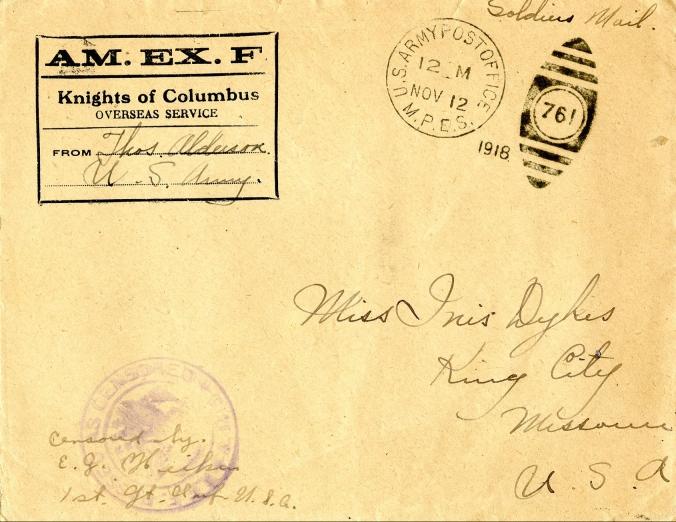 last envelope