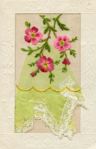 Handkerchief with full border