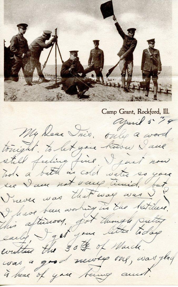 4-5-19, Camp Grant, 1