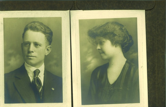 1920 wedding