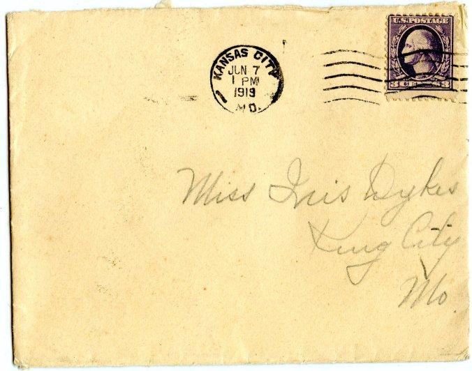 6-7-19 envelope
